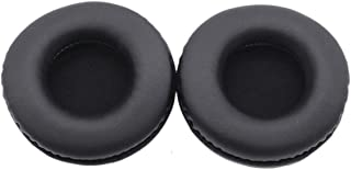 Replacement Earpads for Skullcandy Hesh 1.0 for HESH 2.0 Headphones Ear Pads Covers (Black)