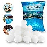 Farrell Brec® 700g Filterbälle - Extra langlebige Filter Balls für glasklares Wasser im Pool - Umweltfreundlicher Ersatz für Quarzsand und Filterglas