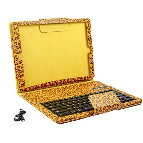 Mgear IPAD-PRO-BT-Keyboard-Leopard Bluetooth Keyboard – Leopard