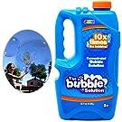 JOYIN 32 oz Bubble Solution Refills (up to 2.5 Gallon) BIG Bubble Solution, Bubble Concentrated for Bubble Machine, Bubble Juice refills