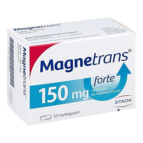 Magnetrans forte 150 mg, 50 St. Hartkapseln