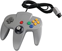 JALEX - Joystick para Nintendo N64 (Mando con Cable)