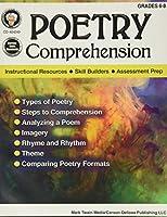 Poetry Comprehension Grades 6 - 8: Instruction, Practice, Assessment