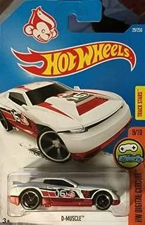 hot wheels d muscle 2016