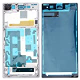 Good and Brand New Mobile Phone Replacement Parts for Sony Spare Parts Mobile Phone Replacement Parts Front Housing LCD Frame Bezel Plate for Sony Xperia Z1 / C6902 / L39h / C6903 / C6906 / C6943 Spare Part