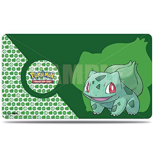 Ultra Pro- Tapis de Jeu Pokémon Bulbasaur, E-15538