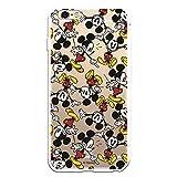 Carcasa Oficial de Disney Mickey Patrón Brazos Clear para iPhone 6 Plus - 6S Plus - La Casa de Las Carcasas