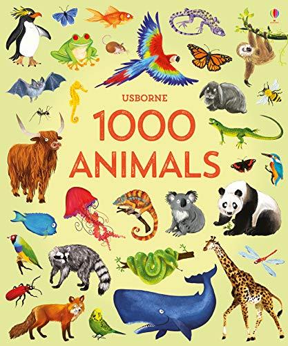 1000 animals - 1