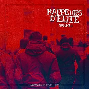 Rappeurs d'Elite, Vol.1