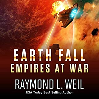 Earth Fall cover art
