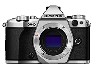 Olympus OM-D E-M5 Mark II (Silver) (Body Only) (B00S6DBMOQ) | Amazon price tracker / tracking, Amazon price history charts, Amazon price watches, Amazon price drop alerts