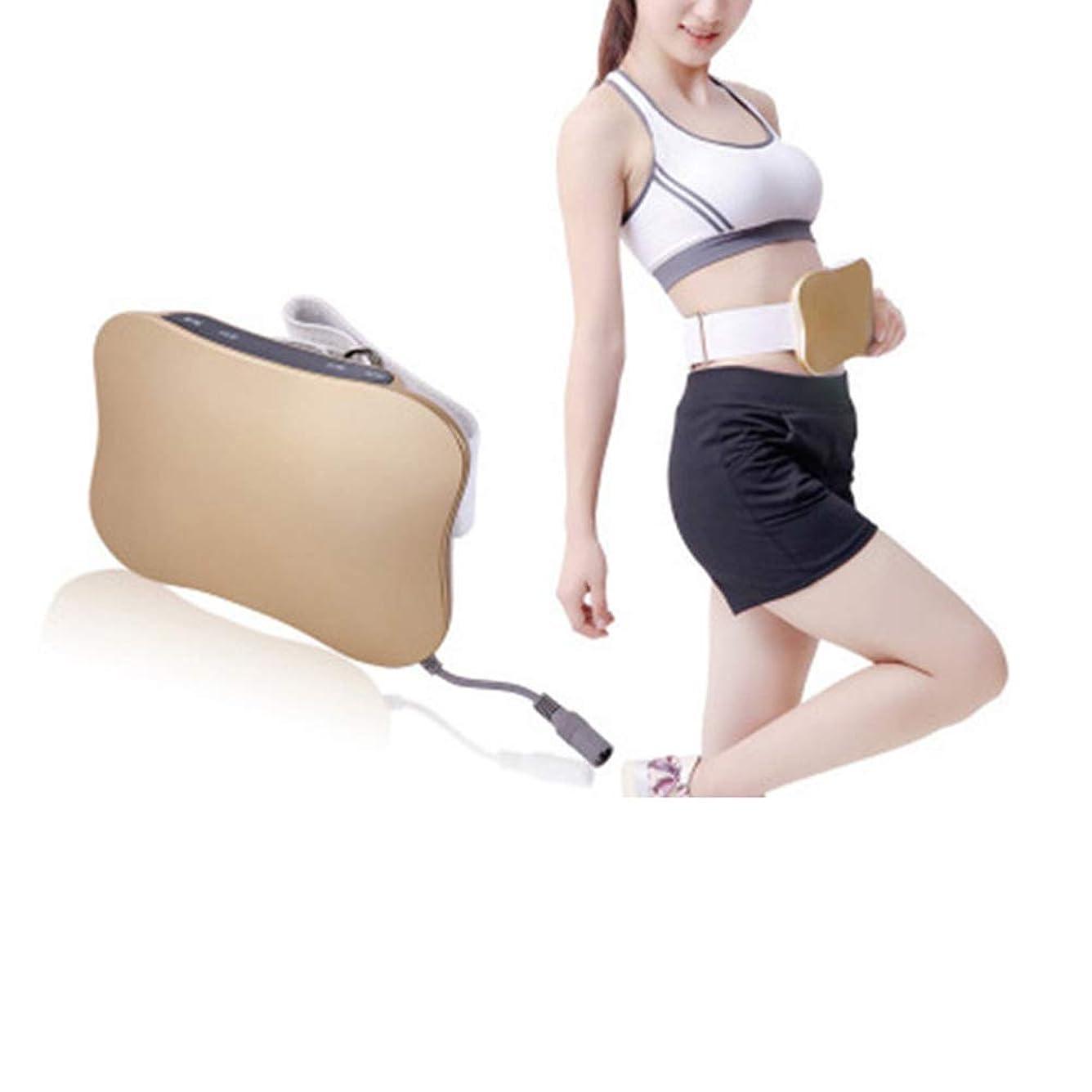 使役レイプ鏡腹部のマッサージャーの怠惰な減量機械携帯用マッサージの脂肪質バーナーの美の減量の軽減の苦痛家の振動装置