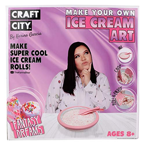 Craft City Karina Garcia DIY Kit (Ice Cream)