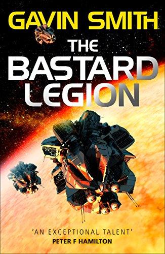 The Bastard Legion: Book 1