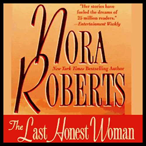 The Last Honest Woman  audiobook cover art