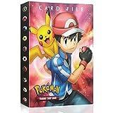 JIM - Álbum de Pokemon, Álbum Titular de Tarjetas Pokémon,Pokemon Cards Album,30 páginas 240 Tarjetas - 1#