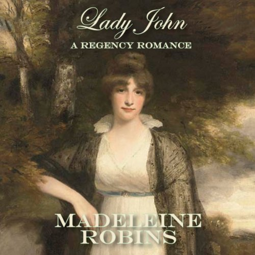 Lady John audiobook cover art