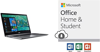 Acer Swift 3 + Microsoft Office Home and Student 2019 Download