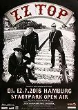 ZZ Top - Live On Stage, Hamburg 2016 »