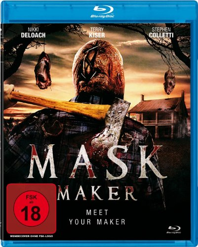 Mask Maker [Blu-ray]