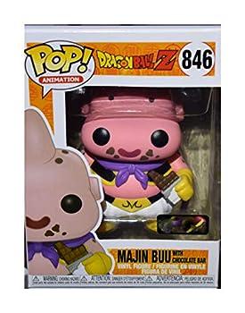 Funko POP! Animation  Dragon Ball Z #846 - Majin Buu [with Chocolate Bar] Exclusive