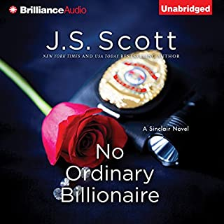 No Ordinary Billionaire cover art