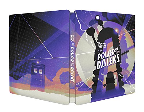 Doctor Who - The Power of the Daleks: Collector's Limited Edition DVD + BD Steelbook [Reino Unido] [Blu-ray]