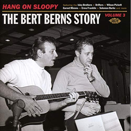 Hang On Sloopy - The Bert Berns Story Vo