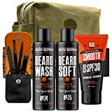 Best Beard Shampoos - Beard Shampoo & Conditioner Set, Plus SPF 30 Review