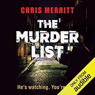 The Murder List     Detective Zac Boateng, Book 1              By:                                                                                                                                 Chris Merritt                               Narrated by:                                                                                                                                 Damian Lynch                      Length: 9 hrs and 21 mins     85 ratings     Overall 4.0