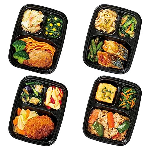 【セット商品】ワタミ いつでも三菜【お試し4食セット】冷凍弁当 お惣菜 おかず