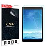 J&D [3er Set] Alcatel 1T 10 inch Display Schutzfolie,