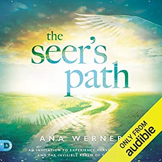 Couverture de The Seer's Path: An Invitation to Experience Heaven, Angels, and the Invisible Realm of the Spirit
