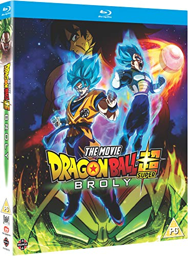 Dragon Ball Super: Broly - Blu-ray (STANDARD)
