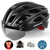 Bike Helmet, Shinmax Cycling Helmet CPSC Safety Standard Adjustable Bicycle/Climbing...