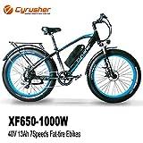 Cyrusher XF650 1000W Electric Mountain Bike 264...