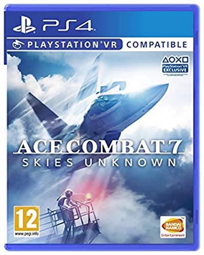 Ace Combat 7. Skies Unknown (Psvr Compatible) PS4
