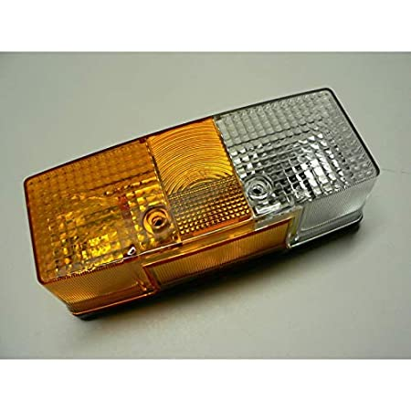 Feu clignotant aile porte lampe feu US Jeep CJ CJ5 CJ7 /& Wrangler YJ /& TJ 1972-06