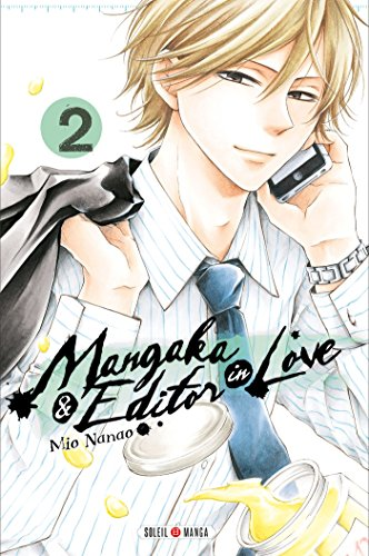 Mangaka and Editor in Love T02