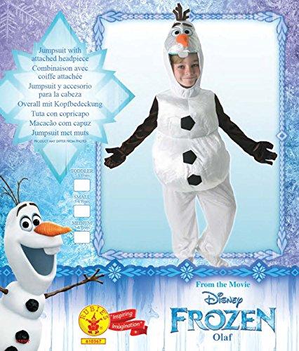 Rubies - Disfraz de Olaf para niños, Disney, talla 3-4 años ...