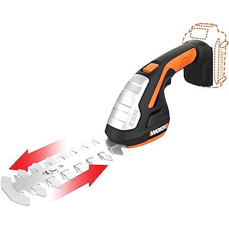 WORX WG801.9 20V Shear Shrubber Trimmer; Bare Tool Only