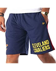 New Era NBA Cleveland Cavaliers Basketabll - Pantalones cortos para hombre