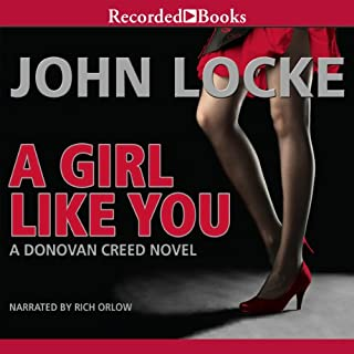 A Girl Like You audiobook cover art