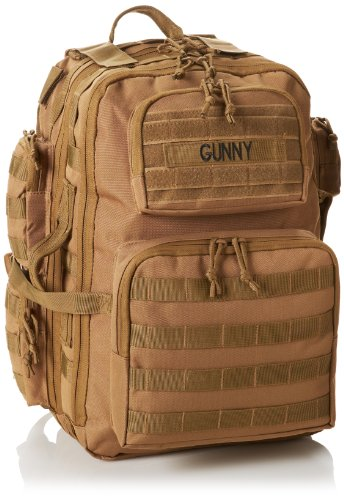 Tru-Spec Tour of Duty Gunny Backpack, Coyote, Large