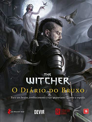 The Witcher - O Diário do Bruxo