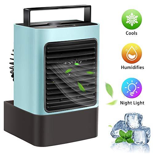 portable air conditioner fan - 8