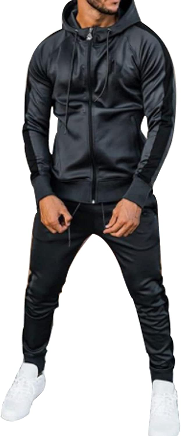 Mens Personalized Hoodie Tracksuit 2 Sl Piece Outfit Long Free shipping Casual Ranking TOP11