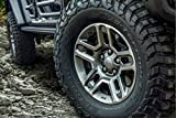 Mopar 77072494AB 17' Slotted Off Road Wheel Jeep Gladiator Wrangler