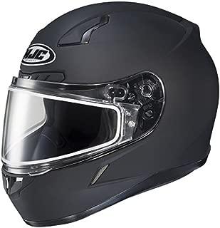 Hjc Cl-17 Matte Black Snow SIZE 3XL Full Face Motorcycle Helmet