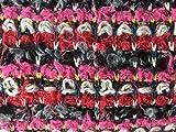 10,00€/Meter Strickstoff Wollstoff Stoff gestrickt Pink